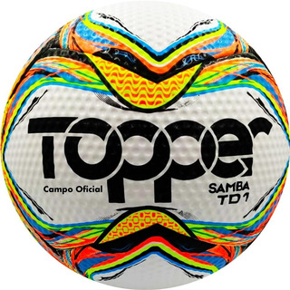Bola Campo Oficial Topper Samba Td1