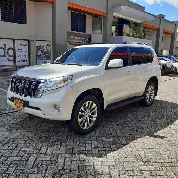Toyota Prado Txl 2016 56.000km (unico Dueño)