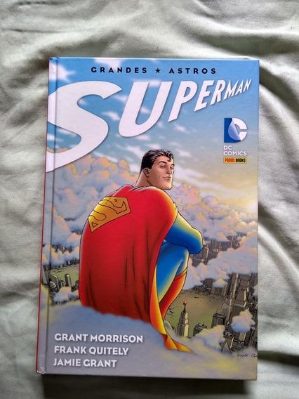 Hq - Superman - Grandes Astros (frete Grátis Via Rm)