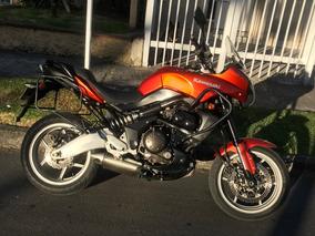 Kawasaki Versys 650 Naranja