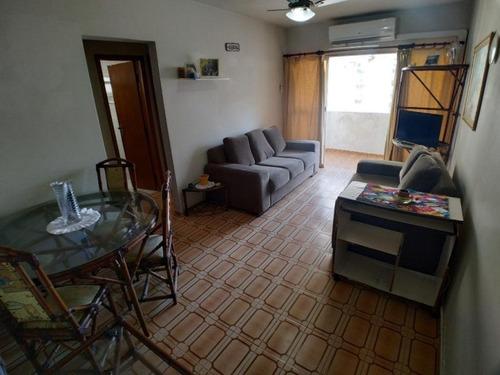 Apartamento Com 2 Dormitórios À Venda, 75 M² Por R$390.000 - Barra Funda - Guarujá/sp - Ap4693 - 34711633