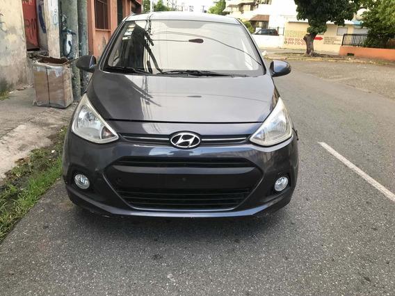 Hyundai Grand I 10 Semi