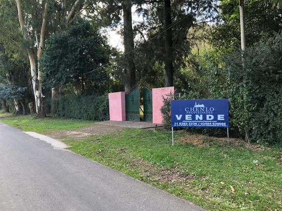 Casa En Venta Parada Robles 2450m2 Oportunidad