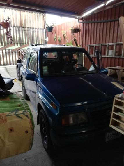 Suzuki Sidekick Sidekick Con Carreta