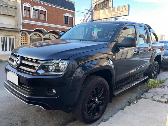 Volkswagen Amarok 2.0 Cd Tdi 180cv 4x2 Dark Label 2016