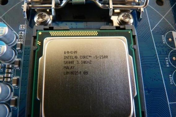 Processador Intel I5 2500 Gamer ( Faço Por 250,00 )