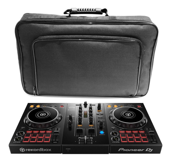 Controladora Pioneer Ddj400 Ddj 400 + Bag Envio Imediato