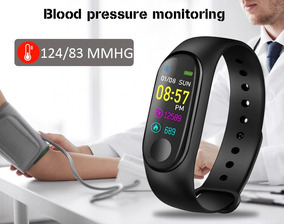 Relógio Smart Watch Monitor Cardíaco 30 Metros Fitness