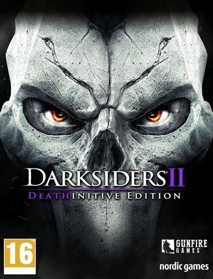 Darksiders 2 Deathinitive Pc - Steam Key (envio Flash)