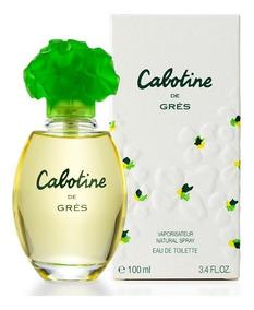 Perfume Cabotine De Grés Feminino Edt 100ml Original