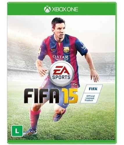 Fifa 15 Português Fifa 2015 - Xbox One - Frete Grátis