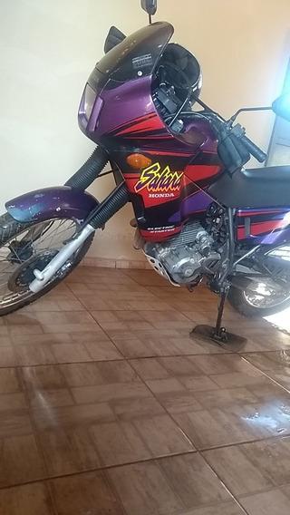 Honda Nx Sahra 350