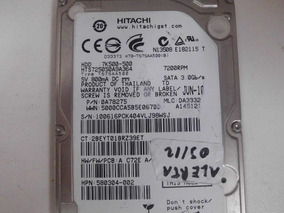 Hd 3.0gb Hitachi Htss725050a9a364 *defeito