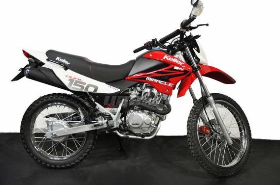 Keller Miracle 150 Enduro Sahel 150cc