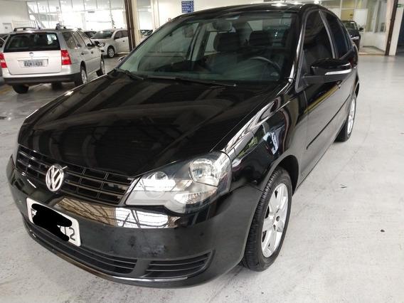 Volkswagen Polo Sedan 1.6 Vht Total Flex I-motion 4p 2013