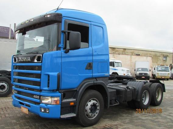 Scania 124 R400 6x2