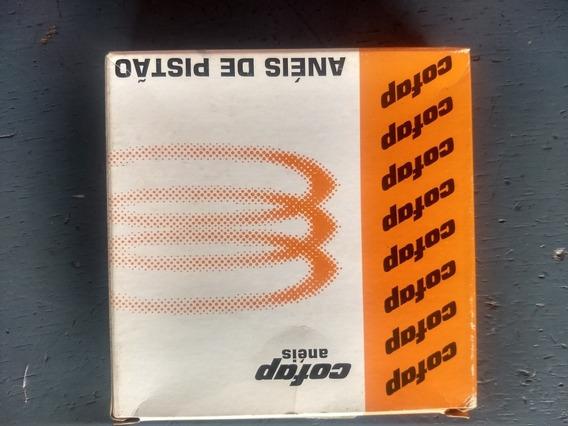 Anel Segmento Cofap Yamaha Dt 180cc Std -0,25 - 0,75