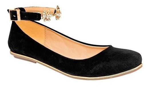 Zapato Casual De Dama Negro Rosa O Café Pulsera Desmontable