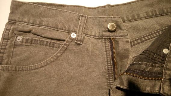 Jeans Montaña 40 Gris Hombre Wrangler