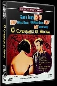 Dvd O Condenado De Altona - Sophia Loren - Original Lacrado | Mercado Livre