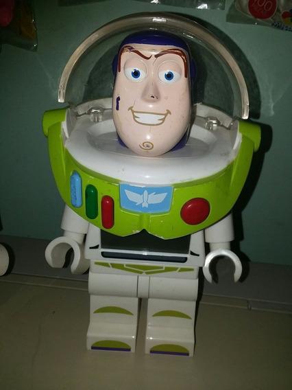 Lego Juguete Toy Story Reloj Alarma Despertador