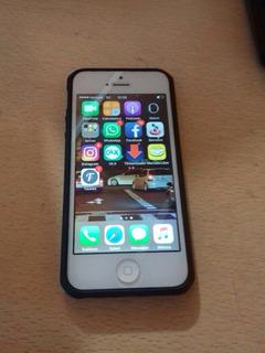 iPhone 5 De 16gb Perfecto Estado Negociable