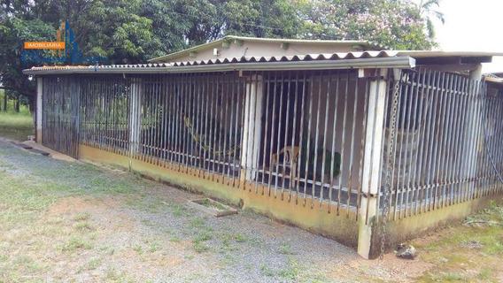 Chácara Com 4 Dormitórios À Venda, 2955 M² Por R$ 900.000 - Adriana Parque - Anápolis/goiás - Ch0052