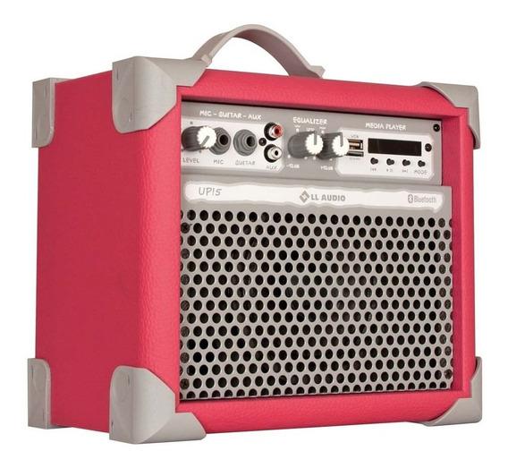Caixa De Som Multiuso Amplificada Ll Audio Up! 5 Bluetooth U