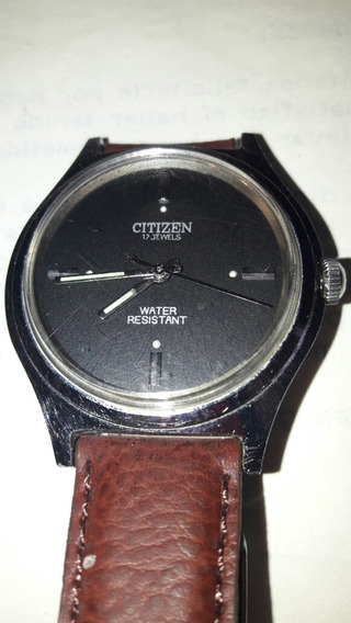 Reloj Citizen 17 Jewels