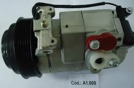 Compressor 10s17c Mercedes Benz Sprinter 313 / 413