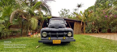 Ford F1 1951 Pickup Vampirinha 51