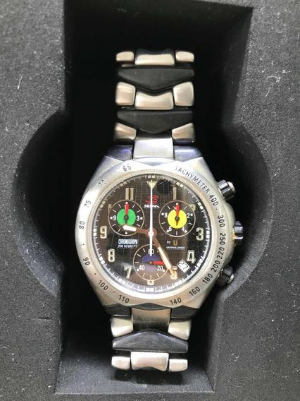 Relógio Airton Senna Edição Colecionador