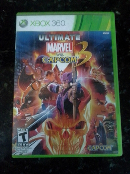 Ultimate Marvel Vs Capcom 3 - Original