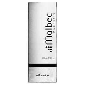 Desodorante Colônia Malbec Magnetic 100ml - Lacrado