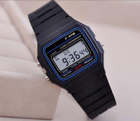 Relógio Feminino Ou Masculino Casio F-91 Digital