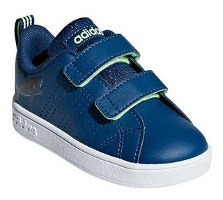 Zapatillas adidas Advantage Clean De Bebe F36374