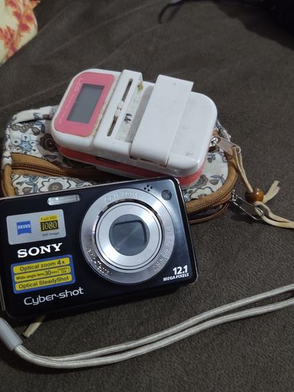 Câmera Digital Sony Cyber-shot 12.1
