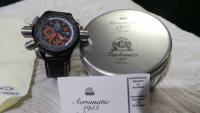 Relógio Aeromatic 1912 Germany Tauchmeister 1938