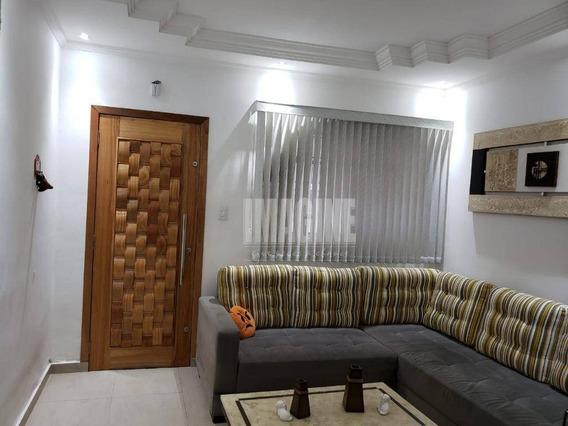 Casa Térrea Na Mooca Com 3 Dorms Sendo 1 Suíte, 90m² - Ca1964
