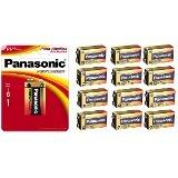 Bateria 9v Alcalina Panasonic Kit C/10 * Mega Promoção