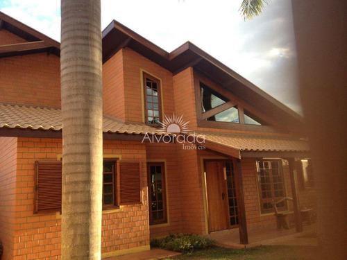 Imagem 1 de 30 de Casa De Condomínio Com 3 Dorms, Jardim Tereza Cristina, Jundiaí - R$ 1.7 Mi, Cod: Cf016 - Vcf016