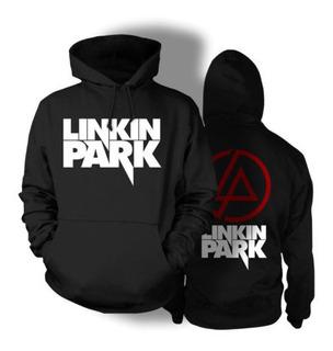 Sudadera Linkin Park Afelpada, Nuevos Diseños