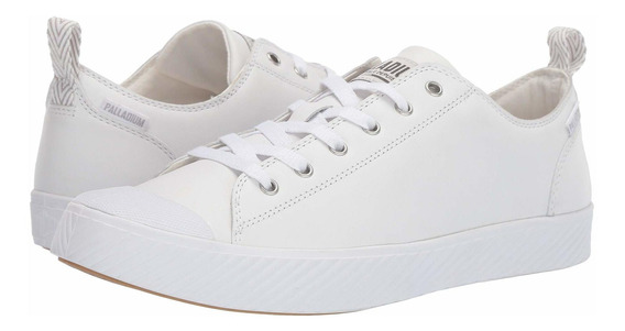 Tenis Hombre Palladium Pallaphoenix Low Leather N-6198