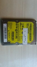 Hd Notebook Samsung 320gb - 5400rpm - Sata - St320lm001