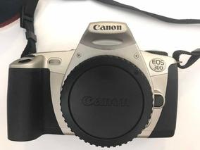 Câmera Canon Eos300 Analógica