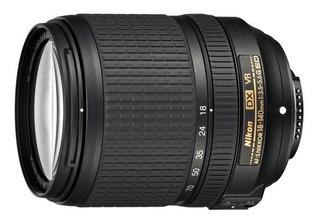 Lente Nikon Objetivo Nikkor Af-s 18-140 Mm F/3.5-5.6 G Ed Vr