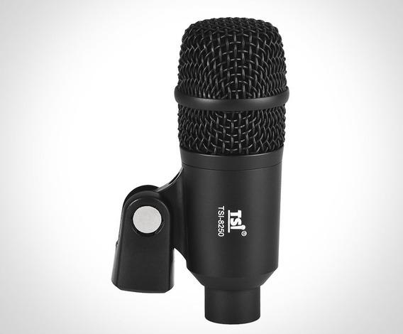 Microfone Tsi Para Percussão / Bateria Tsi-8250 - Showrooom