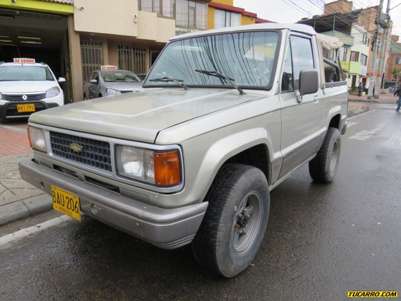 Chevrolet Trooper Mt 2600cc 4x4