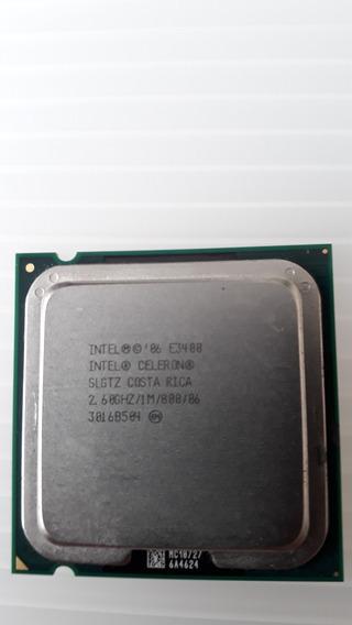 Processador Celeron E3400 2.6ghz D.core 800mhz Lga 775