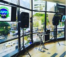 Alquiler De Sonido, Karaoke, Cama Elstica, Colchon Inflabe